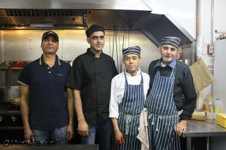 Restaurant Kitchen Staff info about chillis indian restaurant in sherwood, nottingham