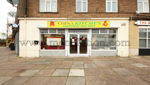 China Kitchen In Wollaton Menu Phone Number Opening Hours