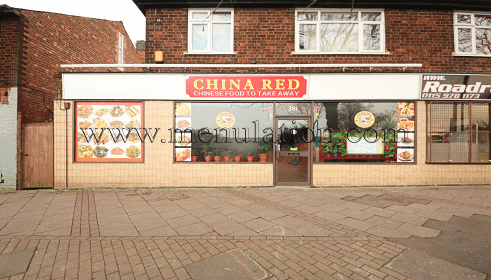 China Red In Aspley Nottingham Phone Number Opening