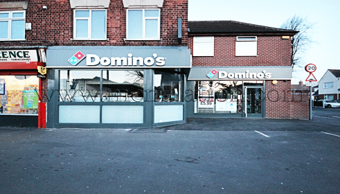 Dominos In Bulwell Nottingham Phone Number Opening