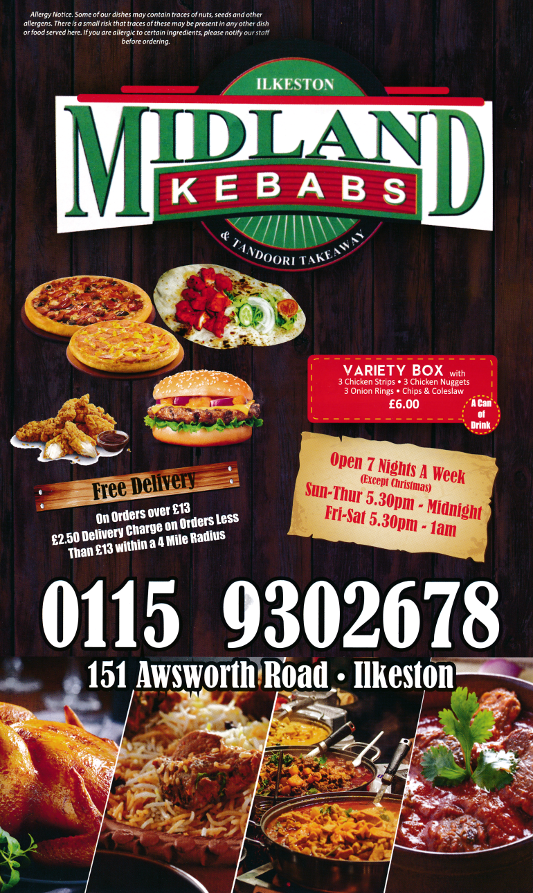 Midland Food Delivery