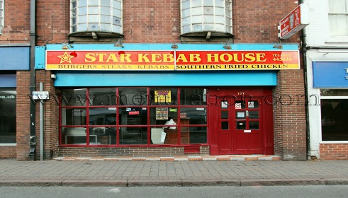 Star Kebab House In Ilkeston Phone Number Opening Hours