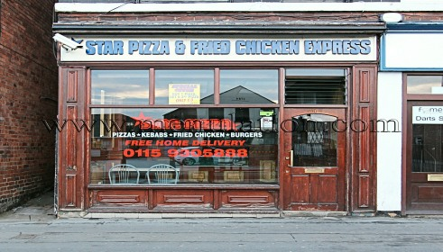 Star Pizza In Ilkeston Phone Number Opening Hours