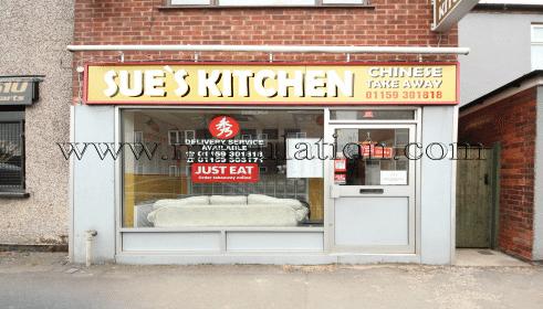 Sue S Kitchen In Ilkeston Menu Phone Number Opening Hours