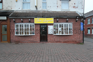 Thai Legend restaurant and takeaway in Sandiacre